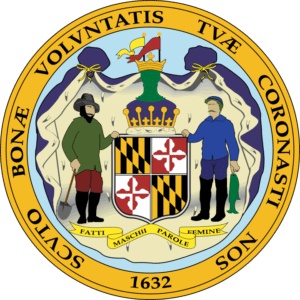 Seal of Maryland