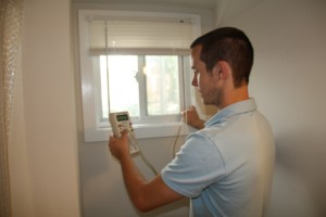 energy expert assess your home performance