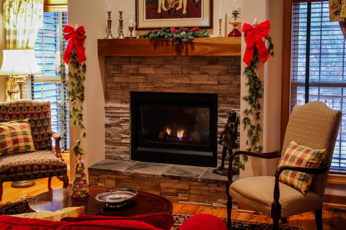 Efficiency of gas fireplace - Energy Efficient Gas Fireplace