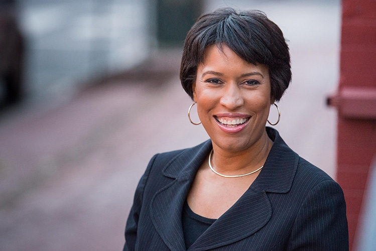 DC Mayor, Muriel Bowser